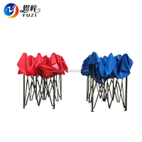 Promotional customer's logo outdoor event advertising steel pop up folding tent