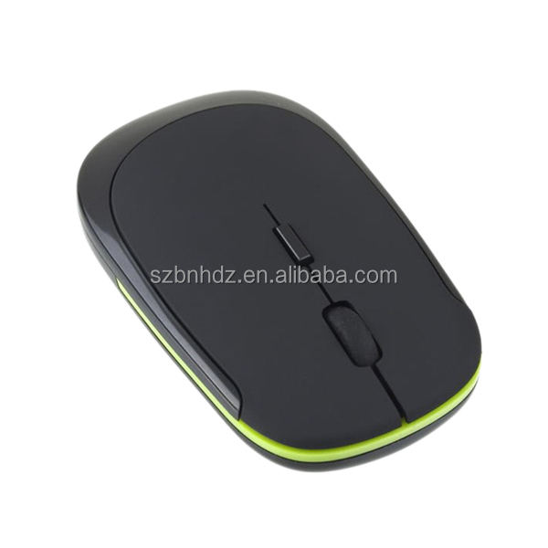 Super thin design 4d bulk production usb wired computer mouse