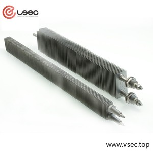 Guangdong shenzhen electric finned heating element conditioner parts air tubular heater