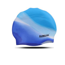 Colorful diving pool novelty swimming cap