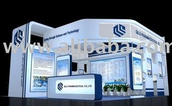 Exhibition Stall Installation : Global tradeshow tradefair exhibition booth design and installation