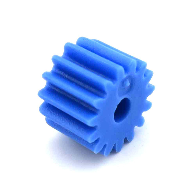 Custom Made ISO High Strength Small Nylon Wear Resistance Plastic Gear for RC Helicopter