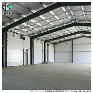 Steel structure prefabricated metal barns