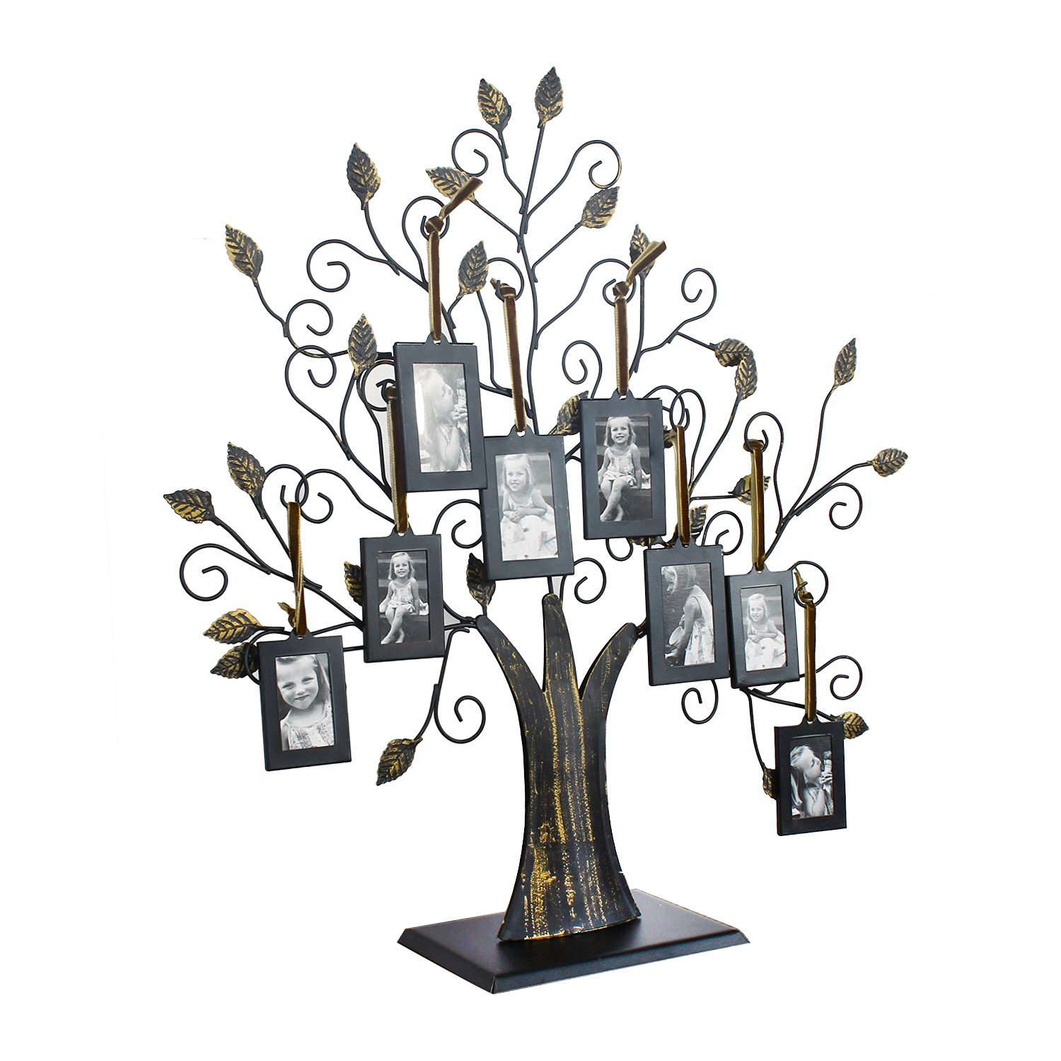 Buy Family Tree Wall hanging Decorative Collage Picture Photo Frame ...