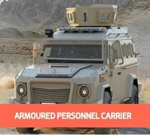 OSKAR - Armored Personnel Vehicle