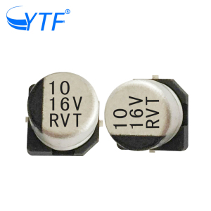 Best Selling 20% Surface Mount Tantalum SMD Aluminum Electrolytic Capacitors 16V 10uf