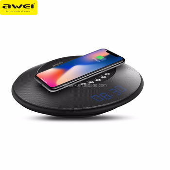 2018 New Original AWEI Y290 Electronic Super Bass portable bluetooth speaker