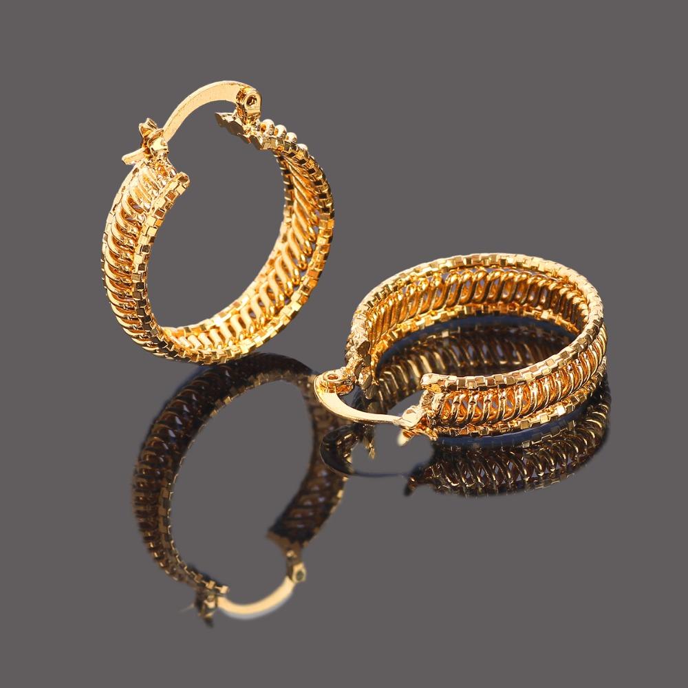 New 2016 Latest Gold Earring Women Designs - Buy Gold Earring ...