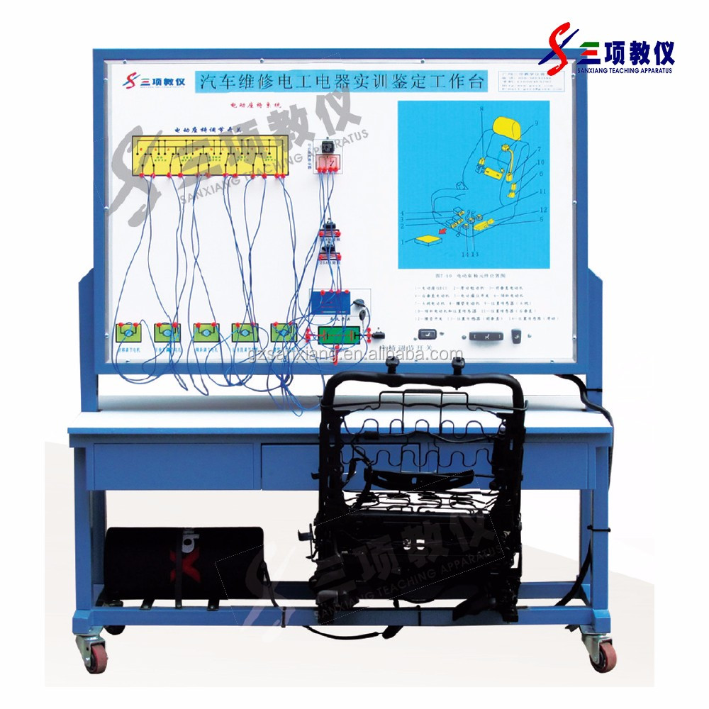 Training Bench Kaluola Automobile Electronic Appliances System Teaching Board