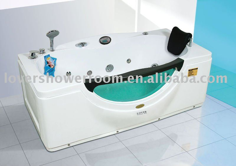 computerized massage bathtub