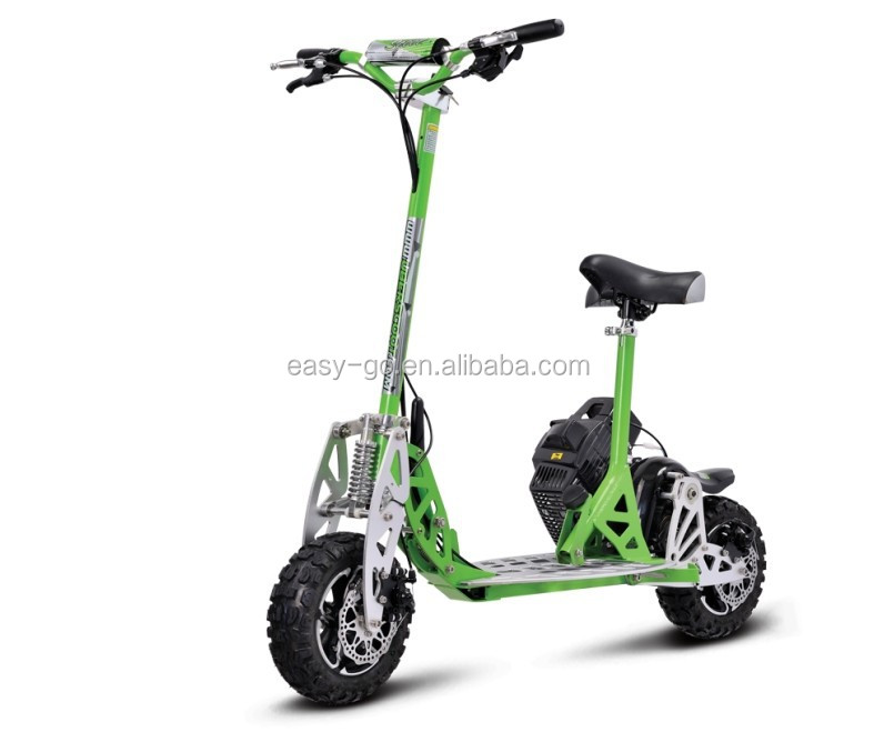 2 wheel 71cc Gas Scooter