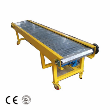 Biscuit production line Parallel belt conveyor homemade conveyor belt