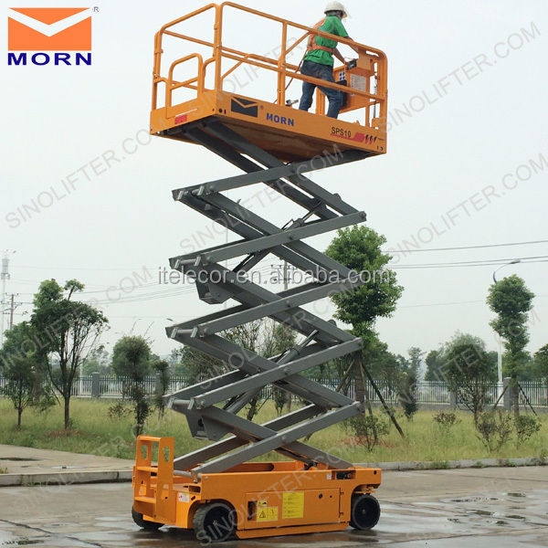 Electric scissor lift manufacturers