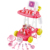 music light pretend set game plastic medical trolley play doctor cart toy for kids
