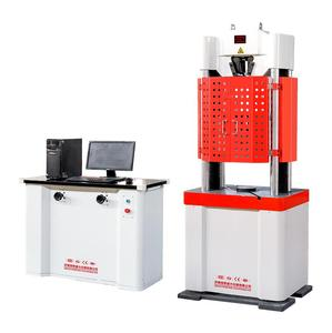 Mild steel medium carbon and high carbon wire rod tensile strength testing machine