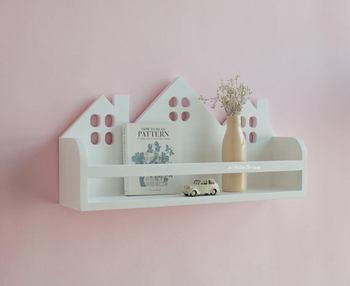 Cloud Shelf Nursery Decor
