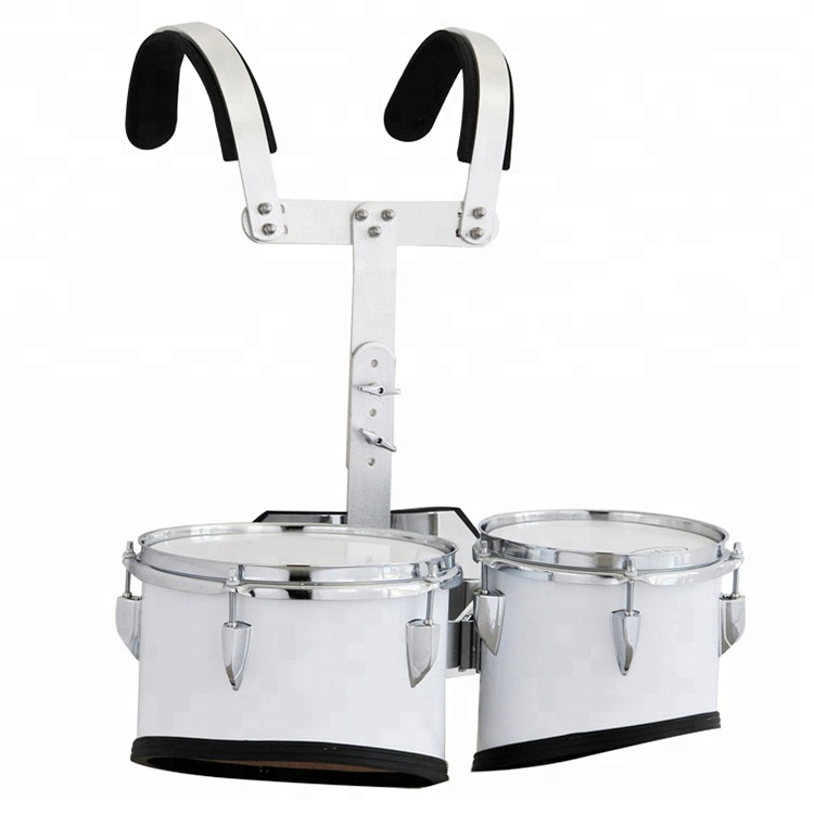 OEM Marching Drum Set 8 ''e 10'' Tambor fabricados na China