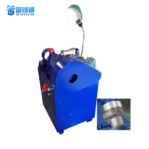Single-head Pipe End Milling Machine Tube Chamfering Machine Deburring Equipment