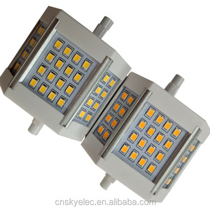 10W 2835smd r7s led lamp r7s led dimmable r7s led 78mm 10 w