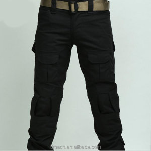 Men Multi Functional Combat Tactical Military Trousers Pants