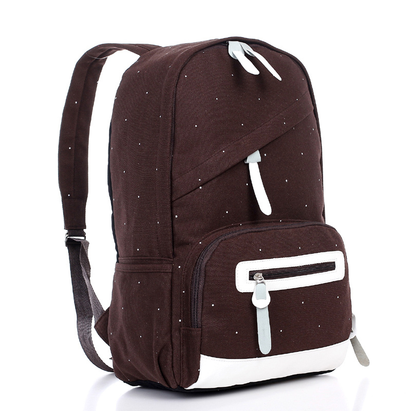designer brief fashionable casual canvas school backpacks for girls cute  women cheap backpacks pretty bags sales.A116 62307f22ea312