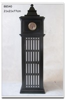 london styele bell tower,wooden cd/book rack,MDF home ,furniture,eco-friendly furniture,living room furniture