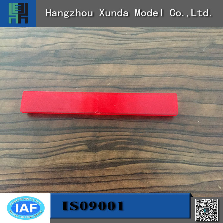 Zhejiang professional and reliable manufacture make plastic prototype car spare part