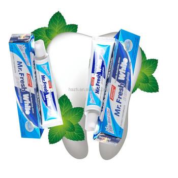 45g Mr Segar Pasta Gigi Putih Aktif Noda Pemutih Untuk Perokok