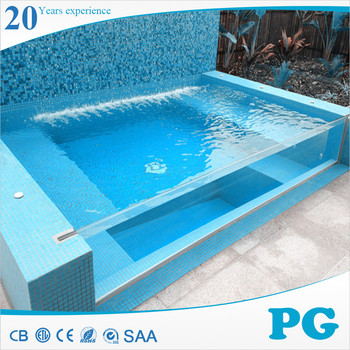 Pg High Standard Clear Acrylic Panel Thickness For Swimming Pool Buy Acrylic Panel Thickness