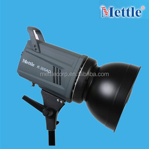300ws battery pack studio LED display photography equipment K-300AD