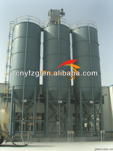 Storage silo applied in mining and chemical