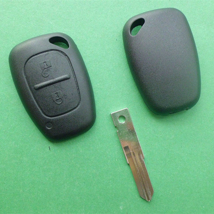 for Renault Remote Key Shell 2 Button Silca: VAC102 key blank