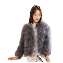 Hot Sale New 2016 Women font b Winter b font Short Slim Thick O Neck Full
