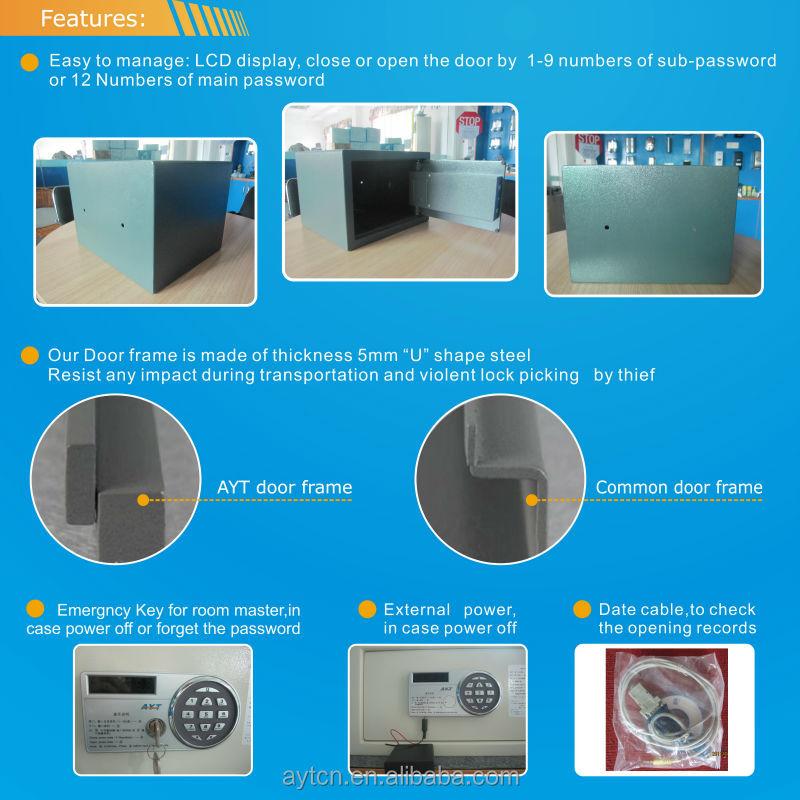 Uchida Safe Box