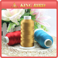 5000m cone polyester dacron embroidery thread