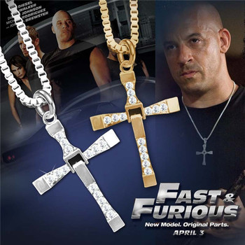 taglia 40 36eae 4edcd Mylove Fast& Furious Dominic Toretto Mj-54 Collana Collana Croce - Buy  Fast& Furious Collana Croce,Toretto Collana,Fast Furious Product on  Alibaba.com