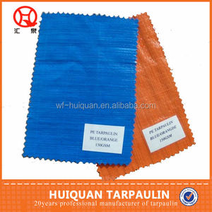 house roof cover materials/pe tarpaulin /canvas sheet