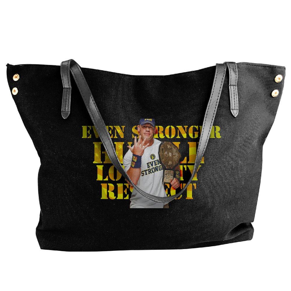 WWE John Cena John Felix Anthony Cena Handbag Shoulder Bag For Women