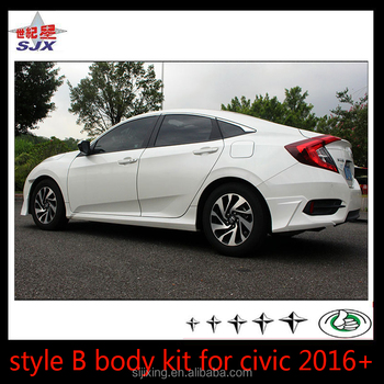 10100+ Civic Car Body Kit HD