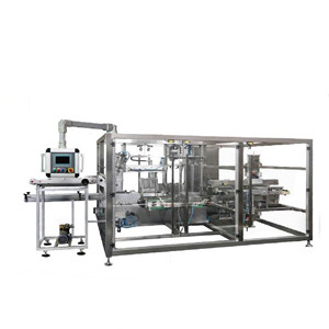 Well Designed soap carton packing machine small box erector sealing with great price