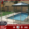 outdoor glass balcony types of pool handrail system manufacturer