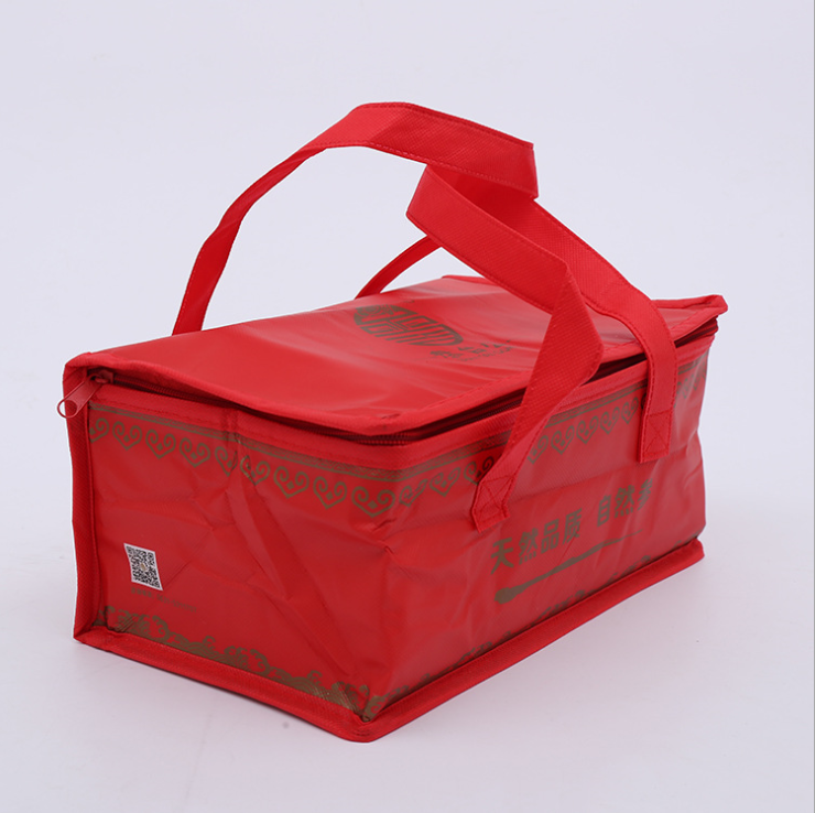 High Quality Customized Picnic Insulated Lunch Cooler Bag For Food