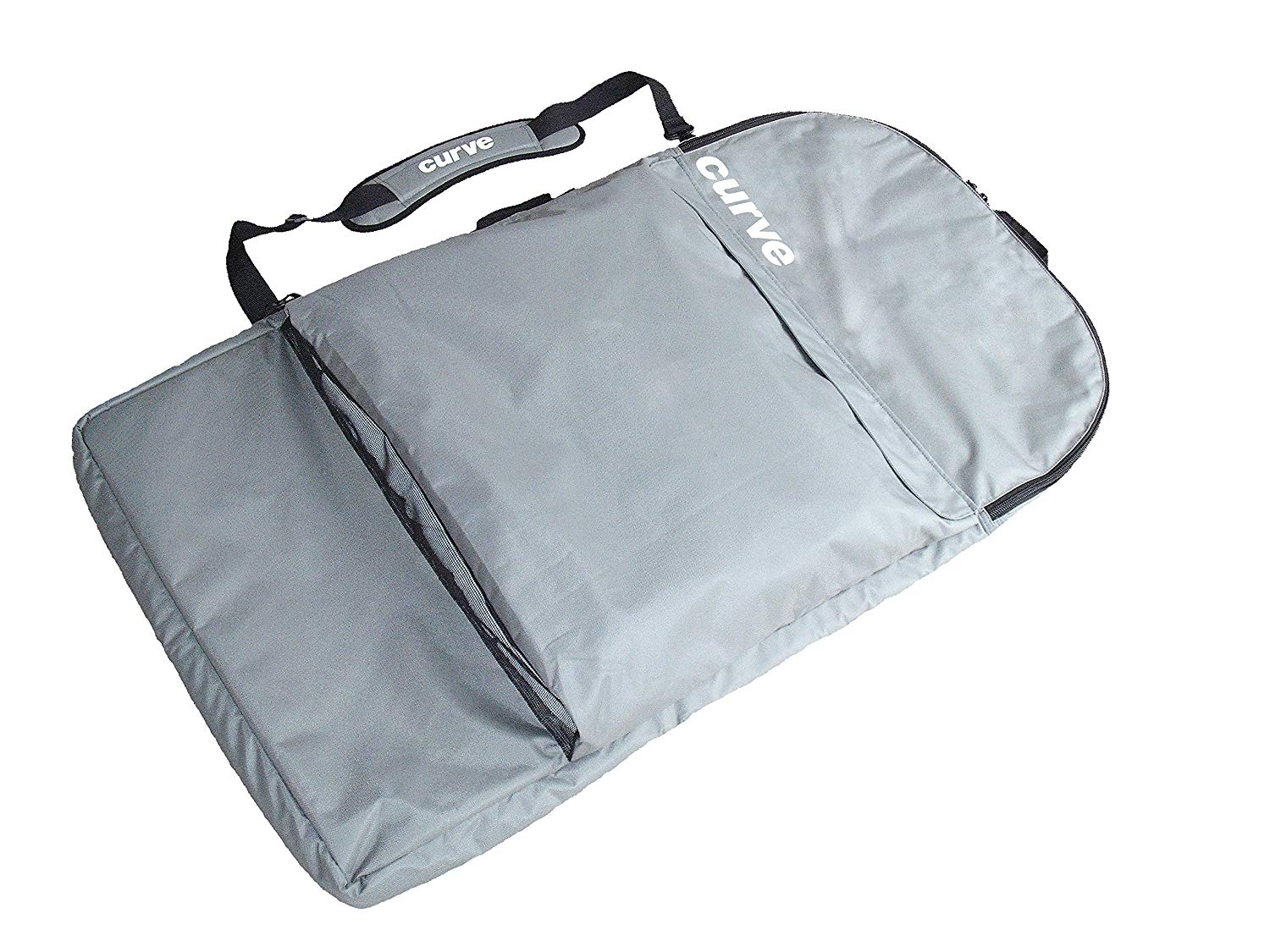 eafb0fb120a Get Quotations · Curve Bodyboard Bag Bodyboard Cover for 1 or 2 boards -  GLOBAL Padded Travel Bag