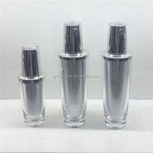 15g30g50g30ml60mlCosmetic lotion plastic bottles Acylic pump bottles for cosmetic packaging jars cosmetics