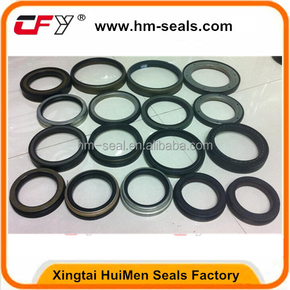 77 01 349 596 Crankshaft Oil Seal Fpm For Peugeot