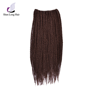 hot selling braiding hair extension kanekalon hair sister lock crochet braids with synthetic hair