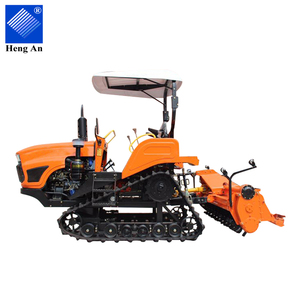 Mini farm crawler tractors NEW small from manufacturing