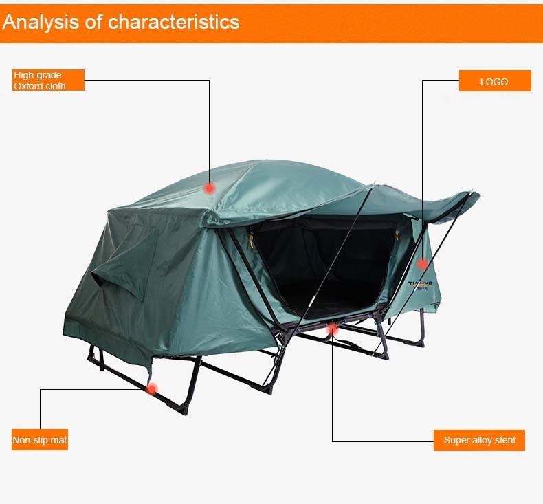 unique design camping tente lit lit pliant camping tente avec lit - Tente De Lit