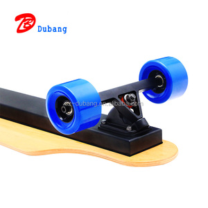 Chinese manufacturer customizable longboard trucks and wheels