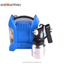 220V 650W Electric Paint Sprayer 800ml Paint Cup Electric HVLP Paint Spray Gun